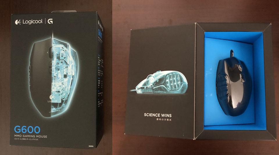 G600rの箱の画像